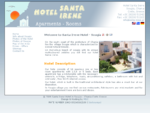 Hotel Apartments and Rooms in Sougia