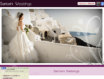 Santorini Weddings | Best Destination Weddings