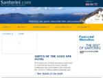 Santorini Hotels Santorini. com - official site - Santorini Hotels Santorini Greece