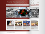 Santorini Restaurant Mario | Weddings Restaurant | Catering Services