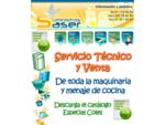 Suministros Saser - Distribución de todo tipo de suministros hosteleros