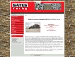 SATES ČECHY s. r. o. - žula, opuka, přírodní kámen, kamenolom, dlaždičské práce, stavební prvk
