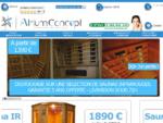 Atrium Concept | Spa Jacuzzi, Sauna Infrarouge, Pergola Aluminium Sur Mesure, Mobilier de jardin