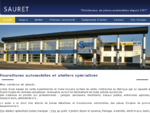 Sauret - Spécialiste en fournitures automobiles | Clermont-Ferrand 63 - Auvergne