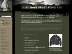 Save More Sport Store Ltd., Toronto Army Navy Surplus StoreMilitary Gear