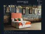 Savoir Beds, meilleurs lits de luxe et matelas de luxe, Paris, Nice et Lyon France