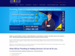 Plumbers Leeds | Boiler Repair Leeds | Central Heating Leeds | SB GAS Plumbing and Heating Services