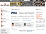 Fasaderstvo, betonski izdelki, štukature, odri - SC LARS