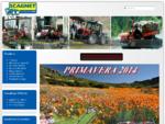 Attrezzature agricole e macchine per il giardino a Belluno – Scagnet S. r. l.