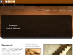 Scale in legno - Recanati - Macerata - Novalegno