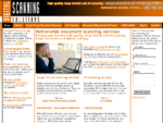 Document scanning Wellington, Digital scanning services Auckland