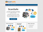 ScanSafe | Photo document scanning service