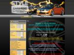 Sklep internetowy felg, opon i akcesoriów STYLE CAR BIKE