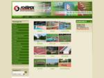 SCHÄPER SPORT - Výroba hliníkového vybavení pro atletiku a míčové sporty
