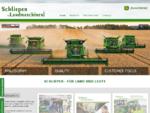 Schlieper Agrarservice Ihr Spezialist für Verkauf, Leasing und Finanzierung von gebrauchten und ...