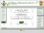 Bruderschafts Homepage Einstiegsseite