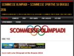 Scommesse Olimpiadi - Scommesse sportive su Londra 2012
