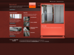 Scotto Dino - Serramenti e infissi in alluminio - Livorno - Visual site