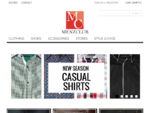 Menrsquo;s Clothing Store - Men039;s Suits, Shirts, Formal and Casual Clothes Online - Menzclub