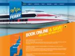 Sea SA car passenger ferry