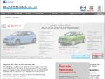 Bjurkell Bil AB i Bromma Mazda och SEAT Auktoriserad Nybilsförsäljning, Service, Reservdelar, ...