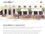 SEBASTOPOL - Brasserie Cafe - SEBASTOPOL