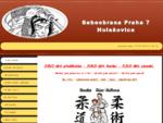 Sebeobrana Praha 7 Holešovice Judo Jiu-Jitsu Karate | Úvodní stránka