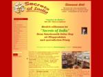 Naturkosmetik online Shop | Himalaya Kosmetik | Räucherwerk Shop - Secrets of India, Naturkosmetik o
