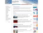 www.secumedia.com: Startseite