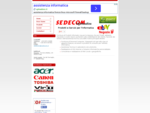 Sedecom sas - Prodotti e Sevizi per l Informatica