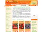 Семена почтой - самый крупный интернет магазин семян в России Семена и растения