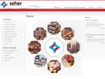 Home | Seher - Een Batenburg techniek onderneming