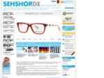 Brille online kaufen. Gleitsichtbrillen, Brillengläser | SEHSHOP