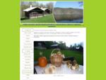 Rekreační a rybářské chatky Slapy - Sejce