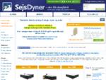 Sejs Dyner køb senge, sengetøj, puder og dyner online. Find gode tilbud og billige mærkevarer.
