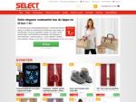 Select - Forsiden