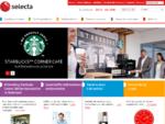 Selecta Nederland | Automaten | Dienstverlening | Totaaloplossingen | Verantwoord Ondernemen |