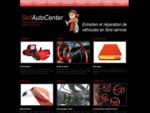 Self Auto Center entretien réparation de véhicule en libre service