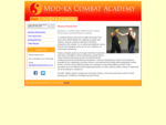 Modka - Martial Arts and Self Defence