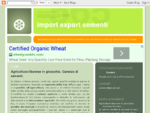 Import Export sementi