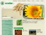 Produzione lavorazione e commercio all'ingrosso e vendita di sementi per agricoltura e zootecnia |