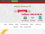 Senator Windows - PVC Windows