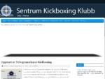 Sentrum Kickboxing klubb - Oslo og Hamar