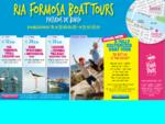 SEQUA TOURS - TAVIRA BOAT TOURS IN RIA FORMOSA