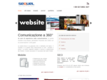 Sequel S. r. l. - Multimedia Internet Web Design CDDVD-Rom Stampa