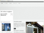 Produzione serramenti - Sanremo - Imperia - ABL Serramenti