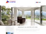 Serramenti F. lli Botter - produzione serramenti ed infissi - Roncade Treviso - Visual Site