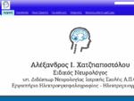 Αρχική - ΝΕΥΡΟΛΟΓΟΣ ΣΕΡΡΕΣ ΧΑΤΖΗΑΠΟΣΤΟΛΟΥ Ι. ΑΛΕΞΑΝΔΡΟΣ