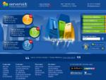 Hostingas, svetainių talpinimas, domenų registravimas - Hostingo paslaugų lyderis - Serveriai. lt