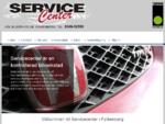 Servicecenter i Falkenberg Bilverkstad för din bil